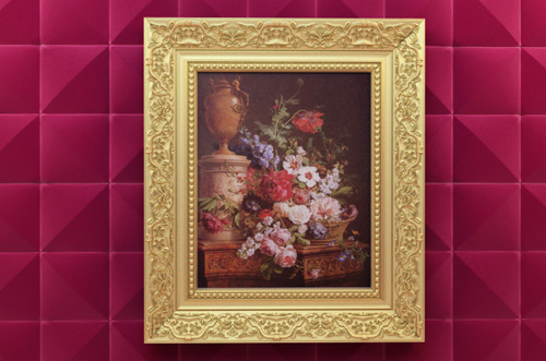 European oil painting frame, photo albums, picture frames, j