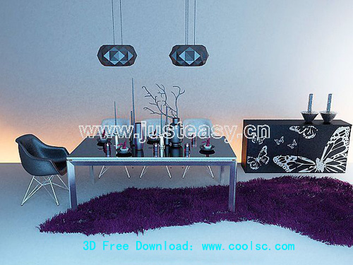 Table, kitchen table, modern decoration, furniture, model do