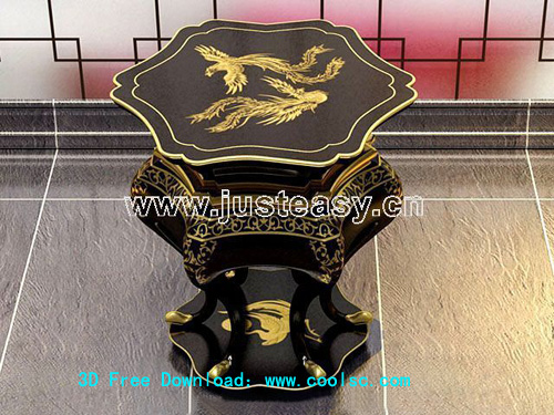 Chinese several stool, stools, Chinese furniture, wooden ben
