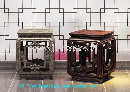 Chinese several stool, stools, Chinese furniture, furniture,
