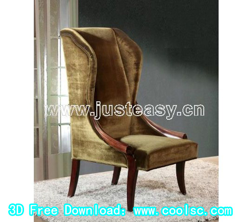 British Po Yang casual sofa, sofa, sofa chair, modern furnit
