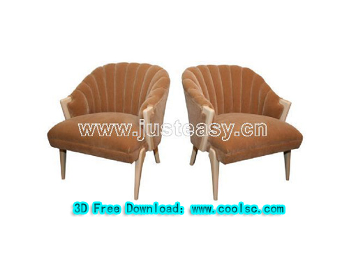 Link toLeisure chair, soft chair, chairs, furniture, model download