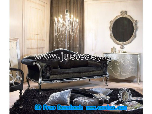 New luxury sofa, over sofas, Continental, furniture, model d