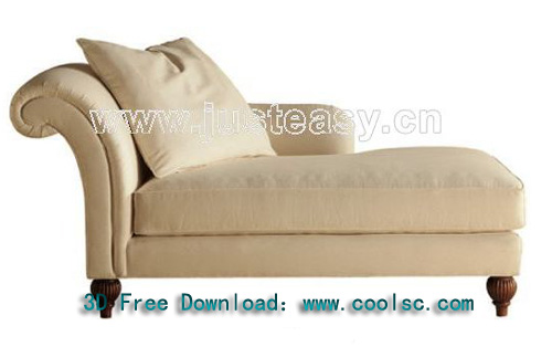 Neo-classical chair, chair, sofa, furniture, European, model