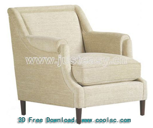 White fabric sofa, classic sofa, soft sofa, European furnitu