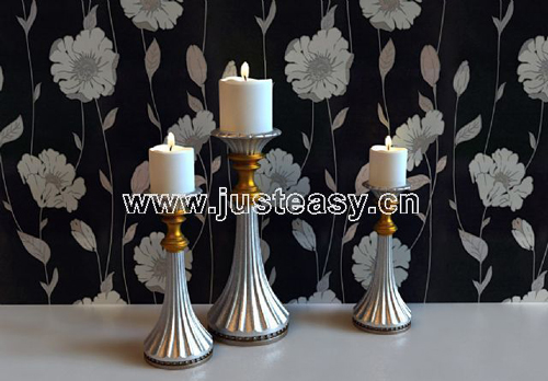 Candlesticks, lamps, jewelry, furnishings, furniture, model