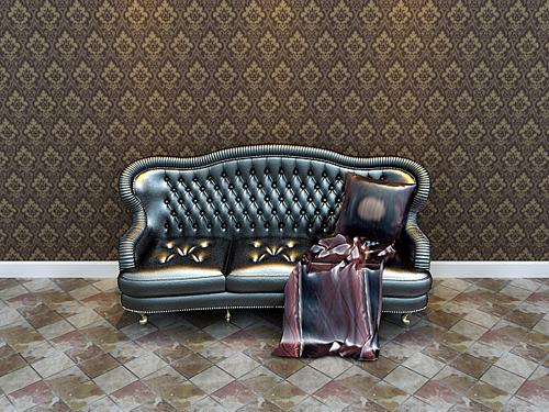 Link toThree sofa, leather sofa, sofa owner, cotton sofa, sofa, tec