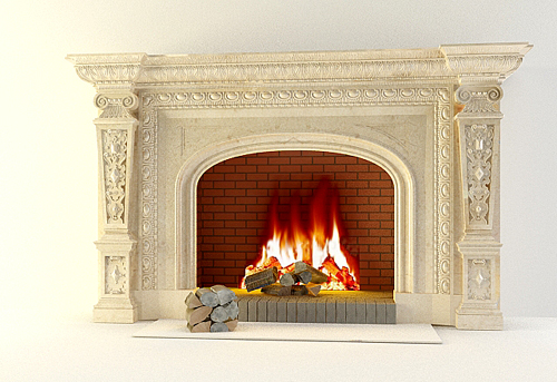 Link toContinental carved fireplaces, stone carving, stone oven, fi