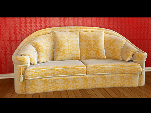 Continental sofa, fabric sofa, over sofa, soft sofa, cotton