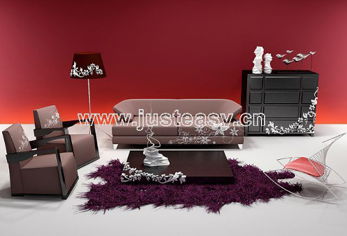 Continental sofa, fabric sofa, over sofas, sofa combination,