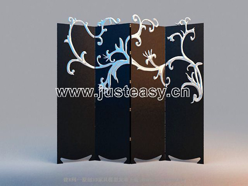 Screen series, modern furniture, personalized decoration, fa