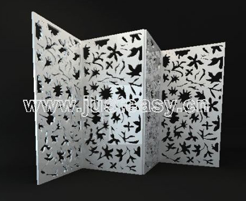 Screen series, modern furniture, modern decoration, Folding
