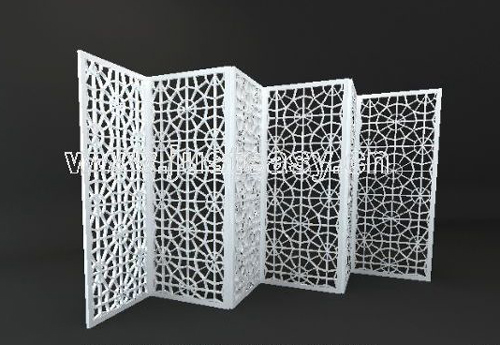 Screen series, home display, modern furniture, modern decora