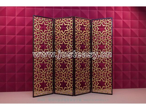 Chinese five-star pattern screens, furniture, screens, furni