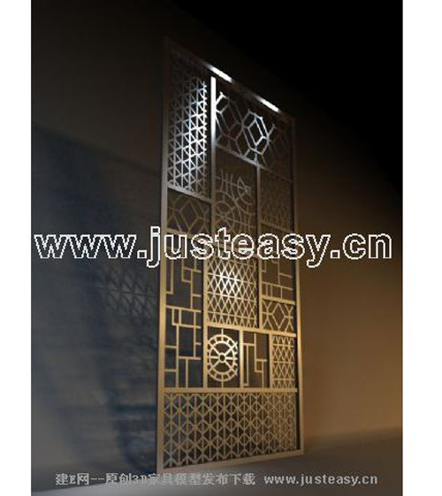 Chinese carved screens, wooden sculptures, carved, wooden, f