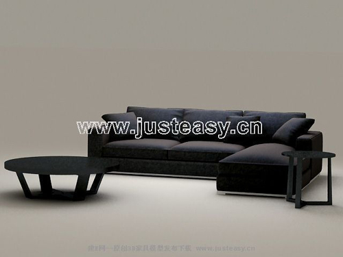 Many fine black sofa, sofa, cloth, over sofa, coffee table,