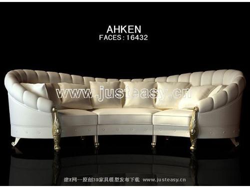 European people sofa, European furniture, European style sof