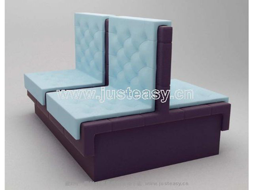 Solid wood chairs upholstered sofa, wooden sofa, sofa, furni