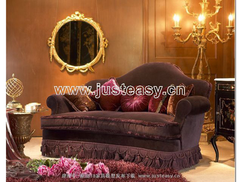 Classic luxury sofa combination, continental sofa, sofa, cla