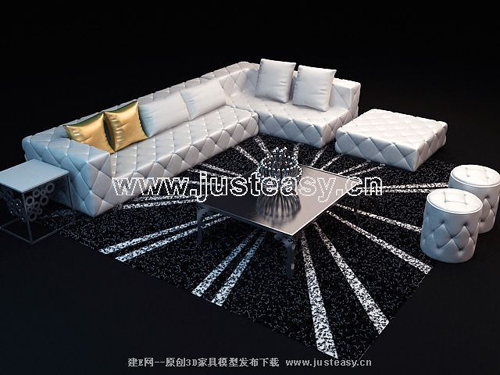 Alternative fashion sofa combination sofa, chair, sofa chair