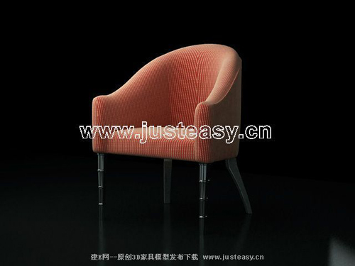 Fashion leisure chair, chair, sofa chair, single chair, fabr