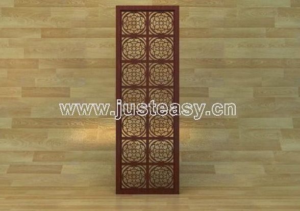 Chinese style window grilles, Chinese style sheet, woodcarvi