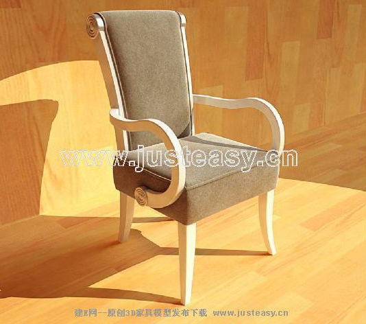 Simple sofa, chair, cloth skill sofa, furniture, western-st