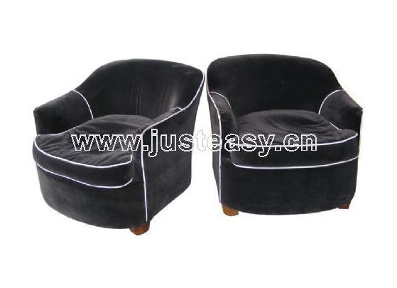 Link toSofa, single person sofa, black leather sofa, furniture, sof