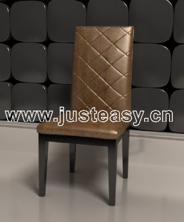 Brown leather chair, chair, a soft chair, chair, furniture,