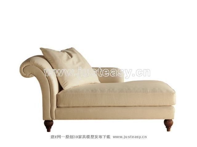 New classic deck chair, sofa, deck chair, single person sofa