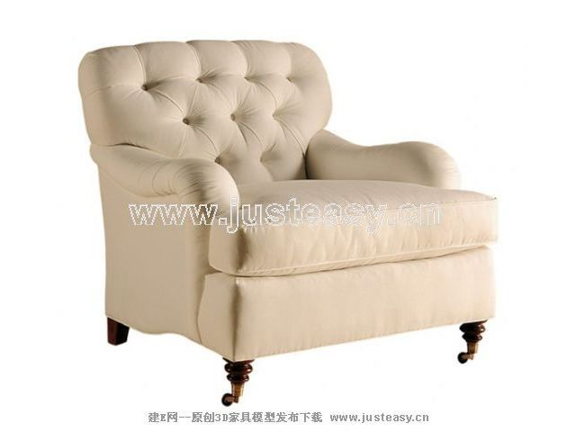 European super-soft sofa chair, Western style, sofa chair, s