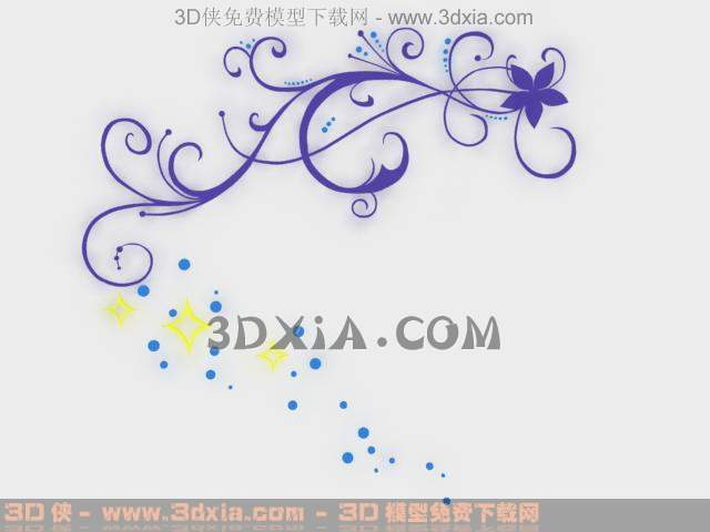 Plant blue sky wallpaper, wallpaper, wall stickers, decorati