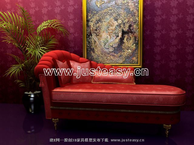 European big red high-ranked imperial concubine chair, sofa,