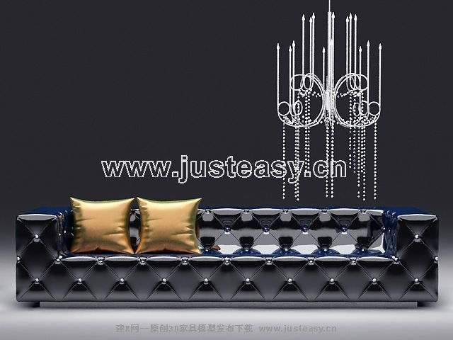 Postmodern ablaze people sofa, many people sofa, KTV sofa, f