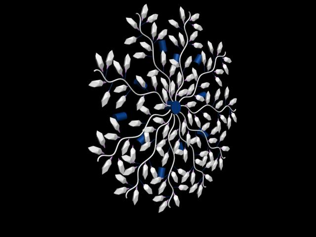 Leaves modelling of lamps and lanterns, lamps and lanterns,