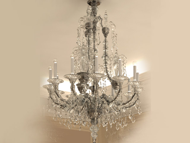 European luxury crystal droplight, droplight, lighting, hous