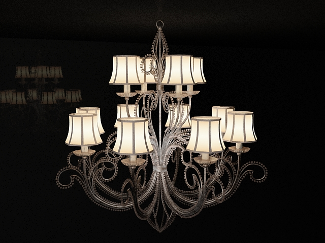 Octopus feelers type candle droplight, droplight, lighting,