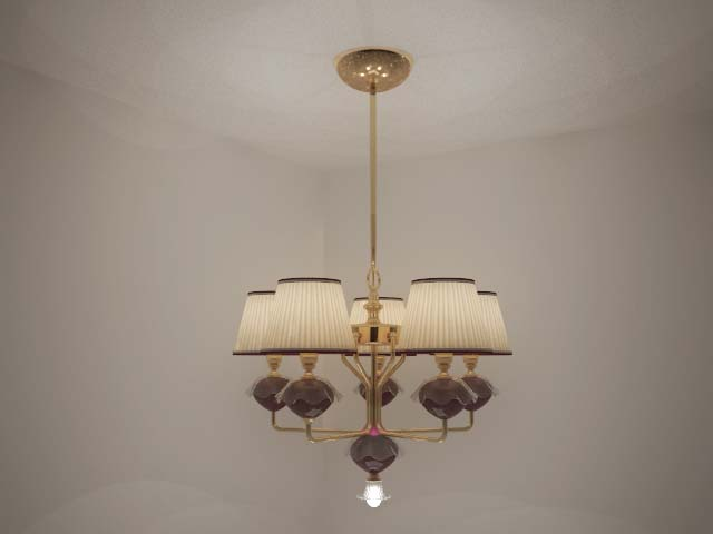Household commonly used method.natural droplight, lamps and