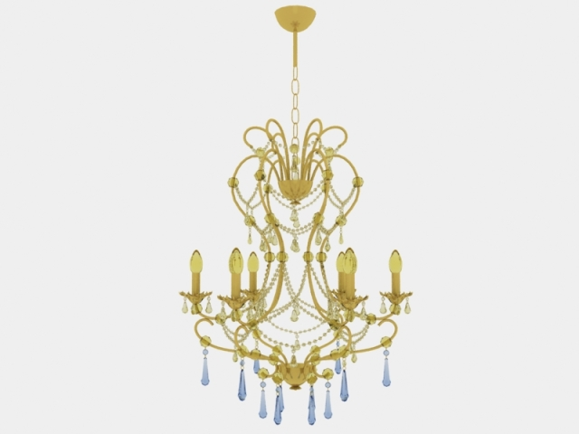 Topaz glass droplight, droplight, lighting, lamps and lanter