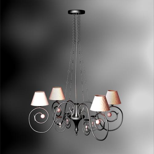 Europe type droplight, domestic outfit, wrought iron droplig