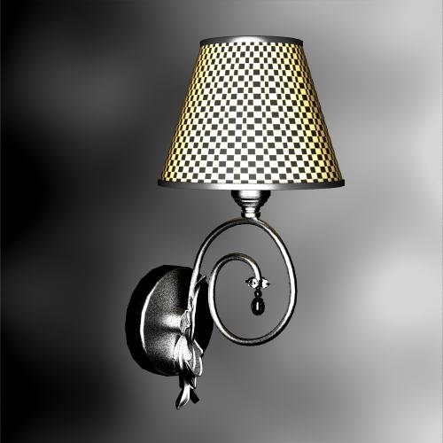 Rural style weave wall lamp, wall lamp, lamps and lanterns,