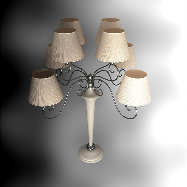 Household more lamp cap lamp, table lamp, renew the lamps an