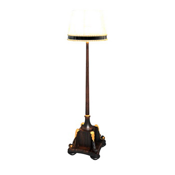 Woodiness restoring ancient ways, desk lamp, table lamp, lam