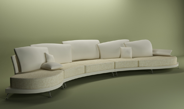 More than the soft sponge cloth sofa, sofa combination, more