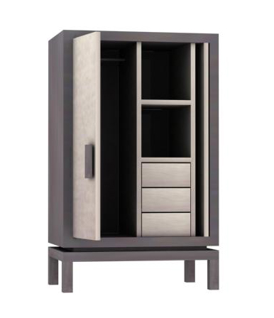 Compound wood multi-function wardrobe, cabinet, wardrobe, wo