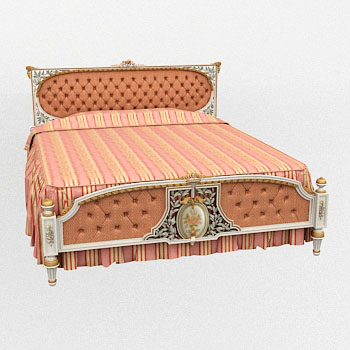 Russia and contracted home bed, European furniture, European