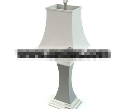 European style household lamp