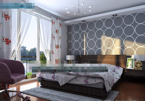 Link toSimple ceiling windows bedroom