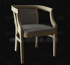 Link toRetro simple wooden chair