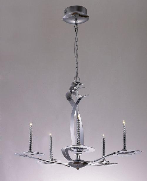 Link toEuropean classical simple iron chandelier